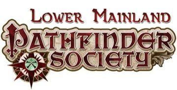 Vancouver Lower Mainland Pathfinder Society
