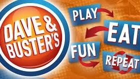 Dave & Buster's Night