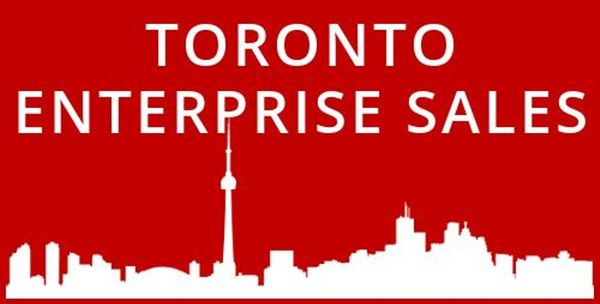 Toronto Enterprise Sales Forum (Toronto, ON) | Meetup
