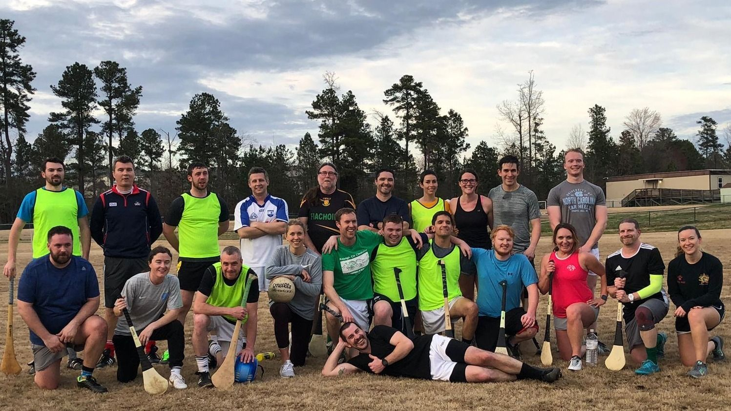 Play Irish Sports in the Triangle - Men and Women