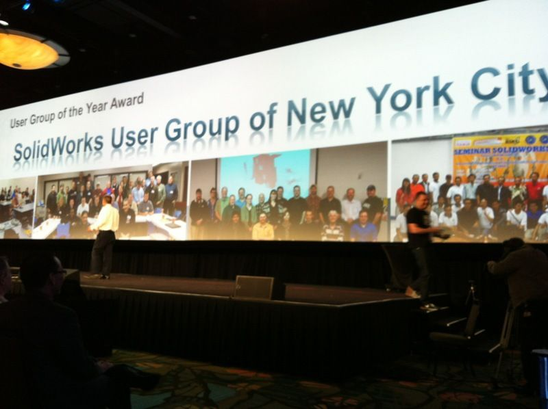 SOLIDWORKS User Group of New York City