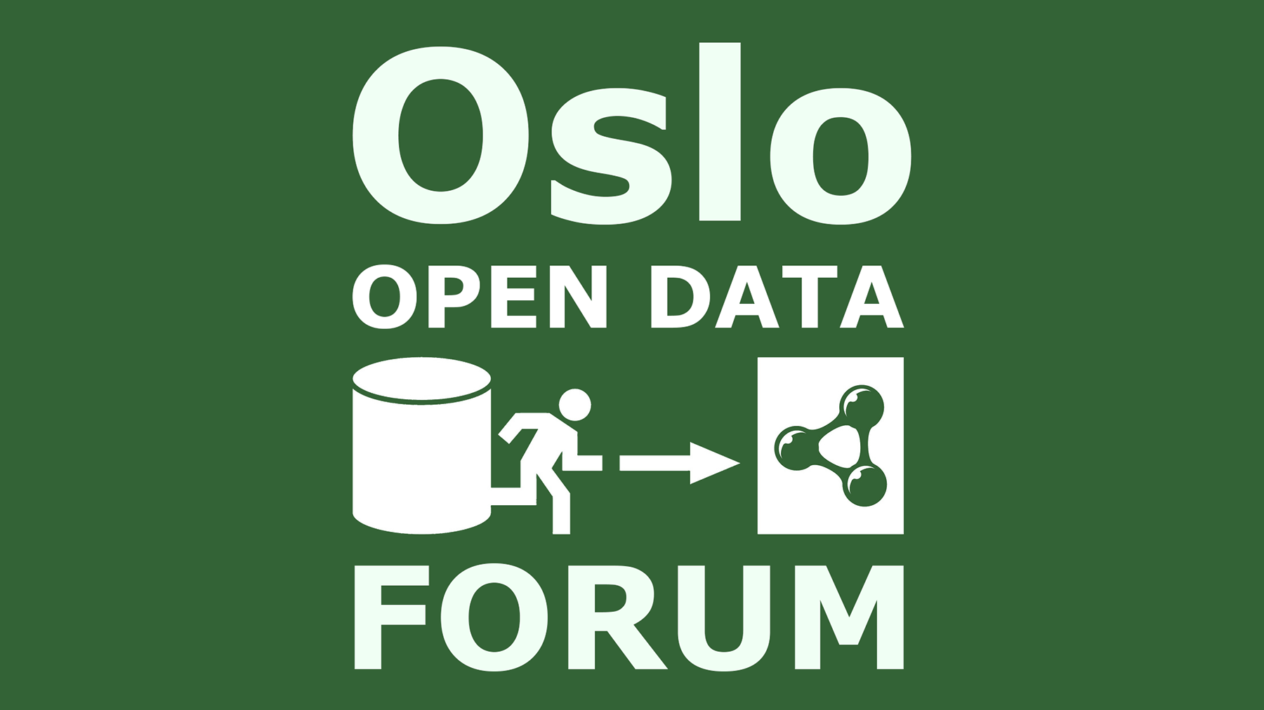 Oslo Open Data Forum