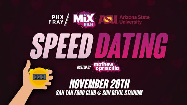 University of Arizona speed dating