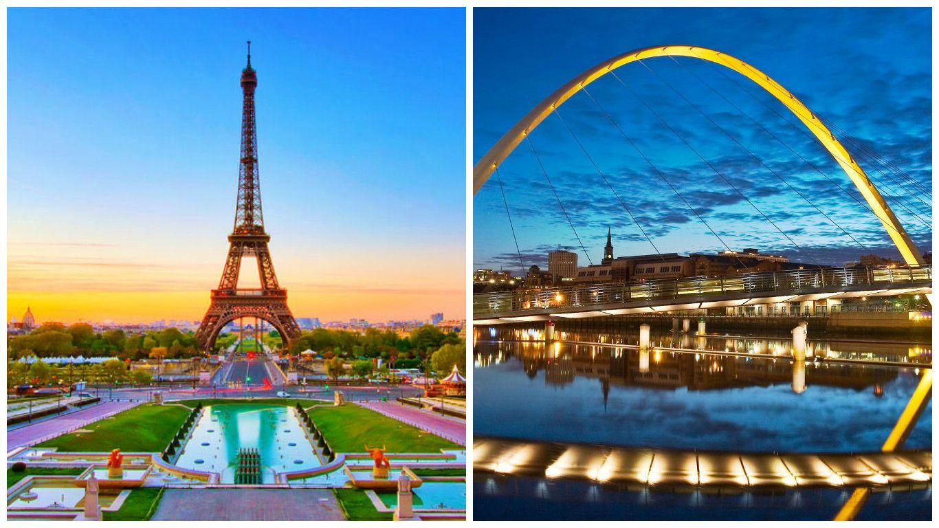 Newcastle Upon Tyne French-English Language Meetup