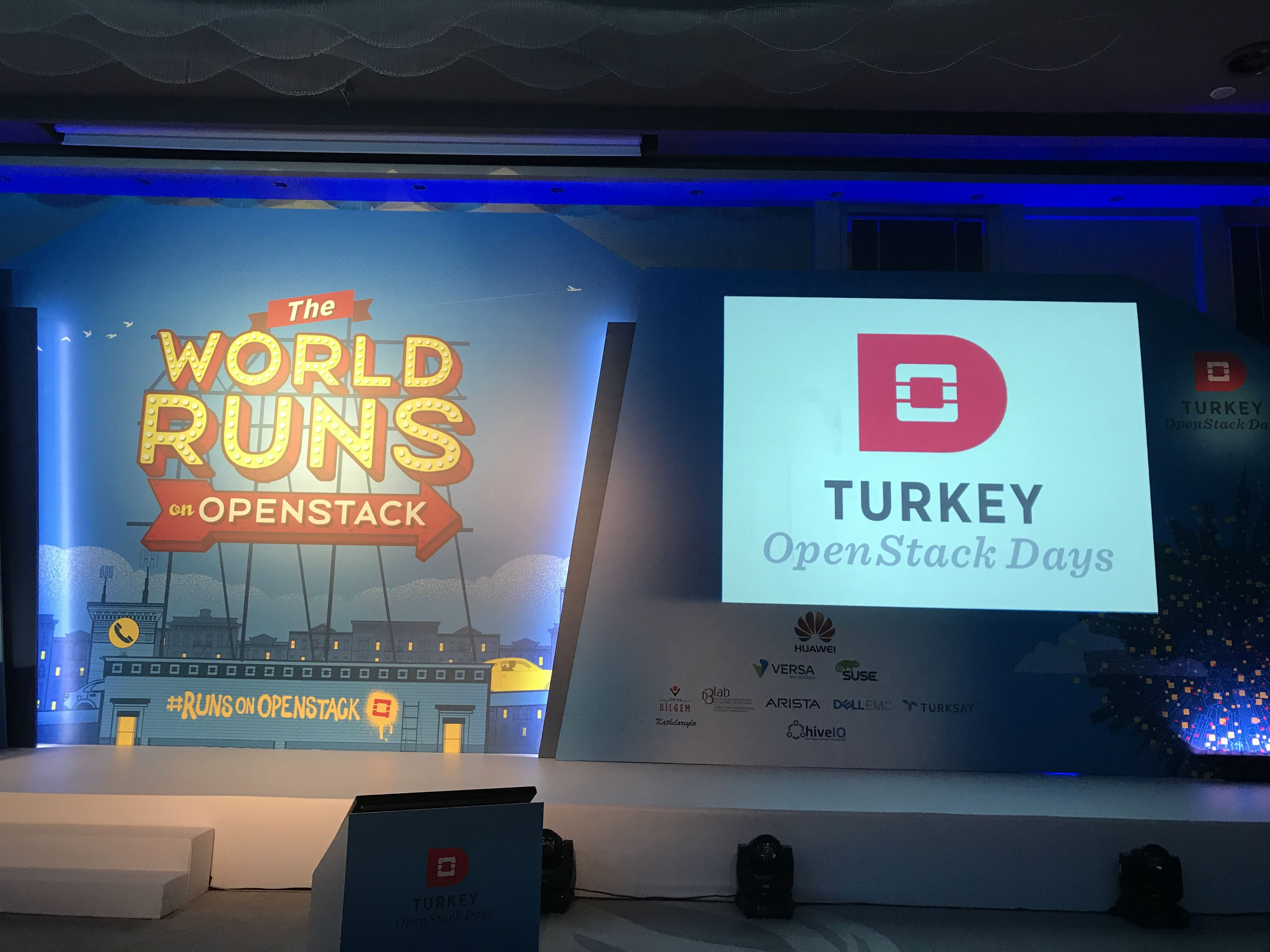 Turkey OpenStack Meetup