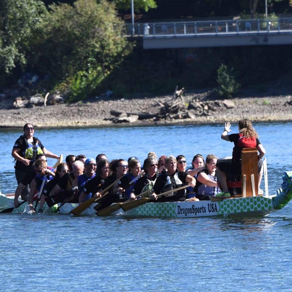 Portland Dragon Boat Race Paddlers Recruit- Dragonfuel Team