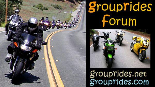 GroupRides Forum