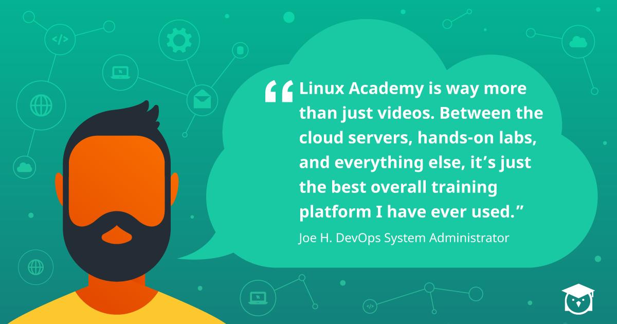 London Linux Academy Meetup