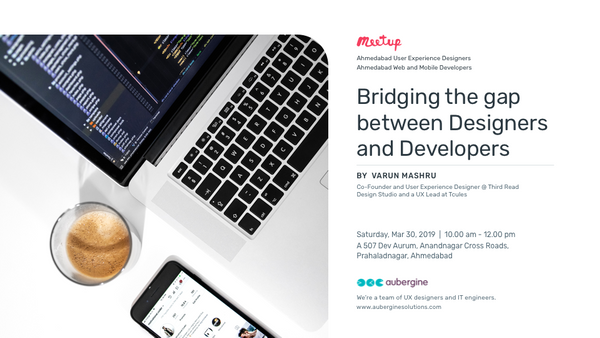 Bridging the gap between Designers and Developers