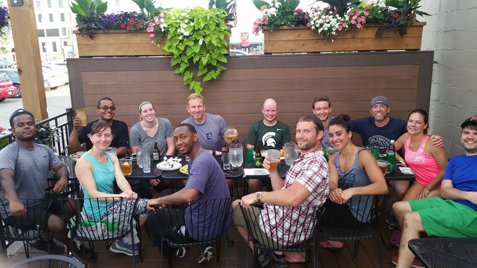 Blood, Sweat & Beers - Outdoor Bootcamp and Beer after!