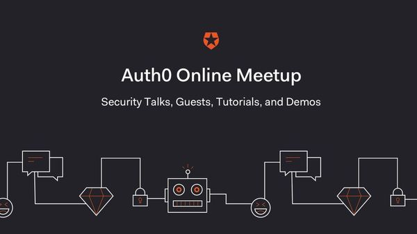 Auth0 Online Meetup #9 - Real-time Chat and Identity with