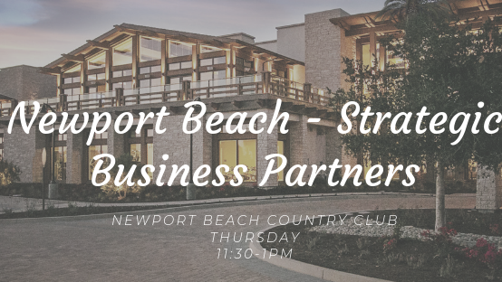Strategic Business Partners - Newport Beach