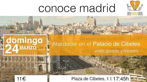 Atardecer En El Mirador Del Palacio Cibeles Meetup