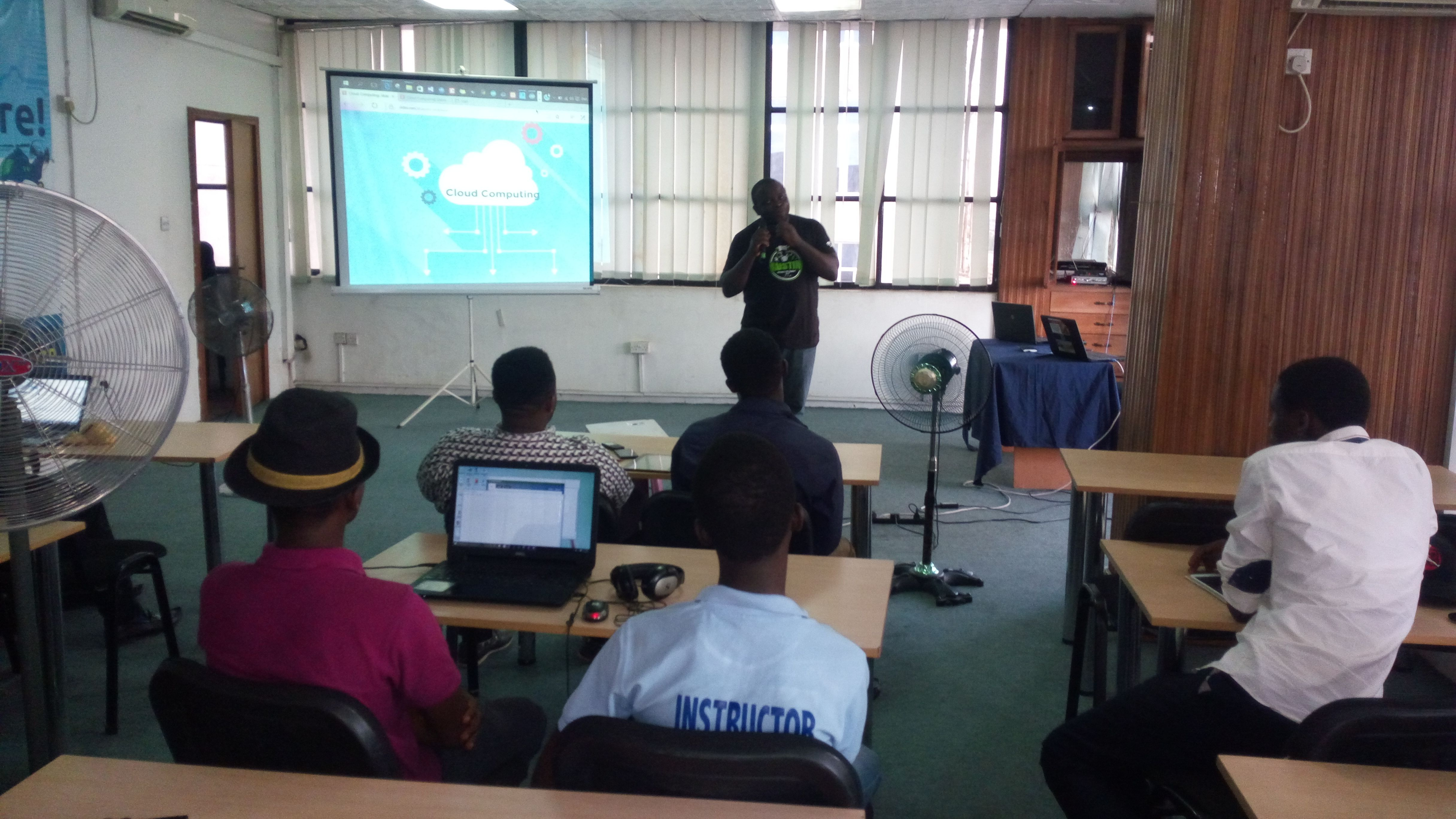 OpenStack Nigeria User Group