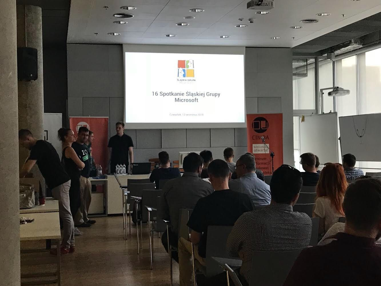 Śląska Grupa Microsoft Meetup