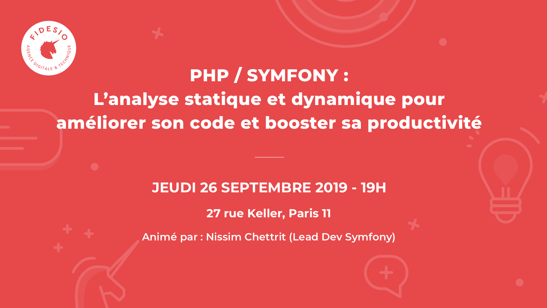 meet up Symfony