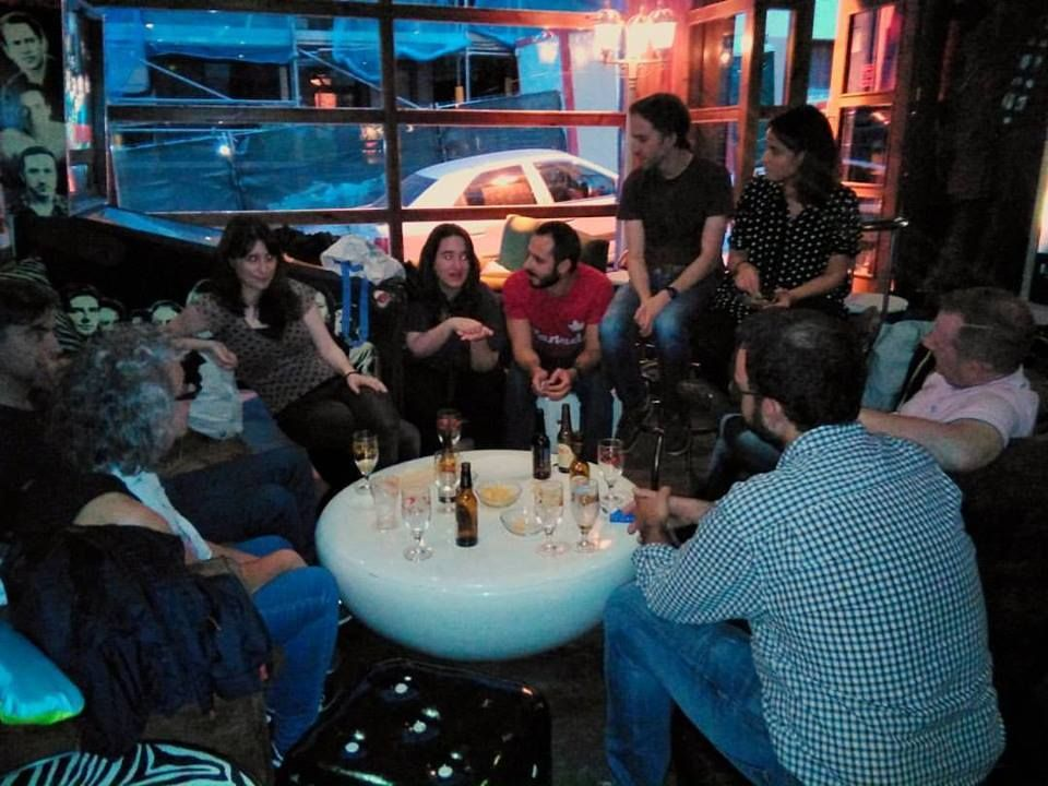 Afterwork with Language Exchange