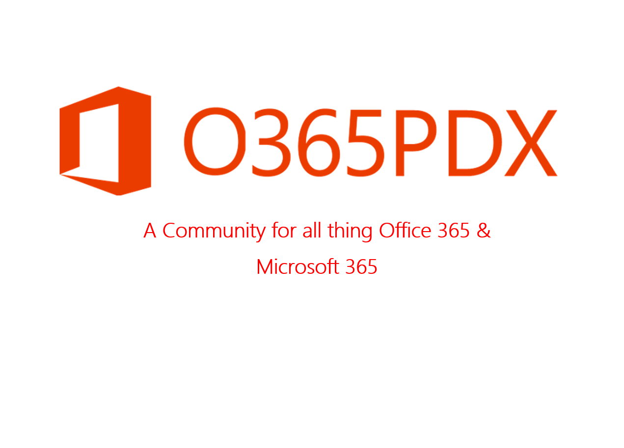 Office 365 PDX
