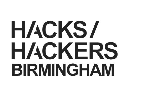Hacks/Hackers Birmingham