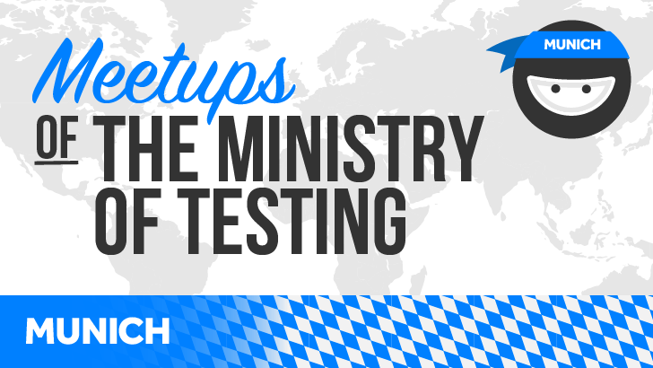 Ministry of Testing Munich