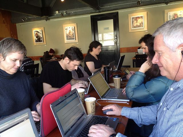 Seattle Writers Group - Daylight Hours