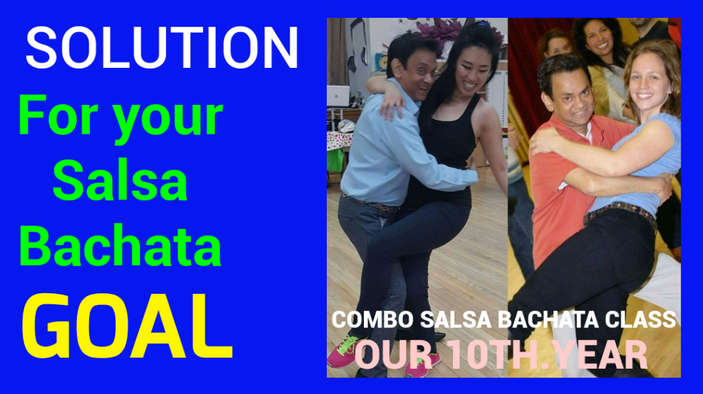 TORONTO SALSA-BACHATA DANCE PARTIES & LESSONS MEET