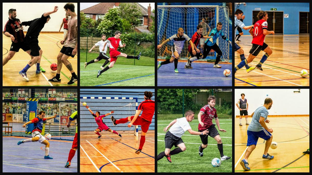 ⚽🥅 Black Rose FC (Leeds) - Futsal, 7 & 5 a-side Football