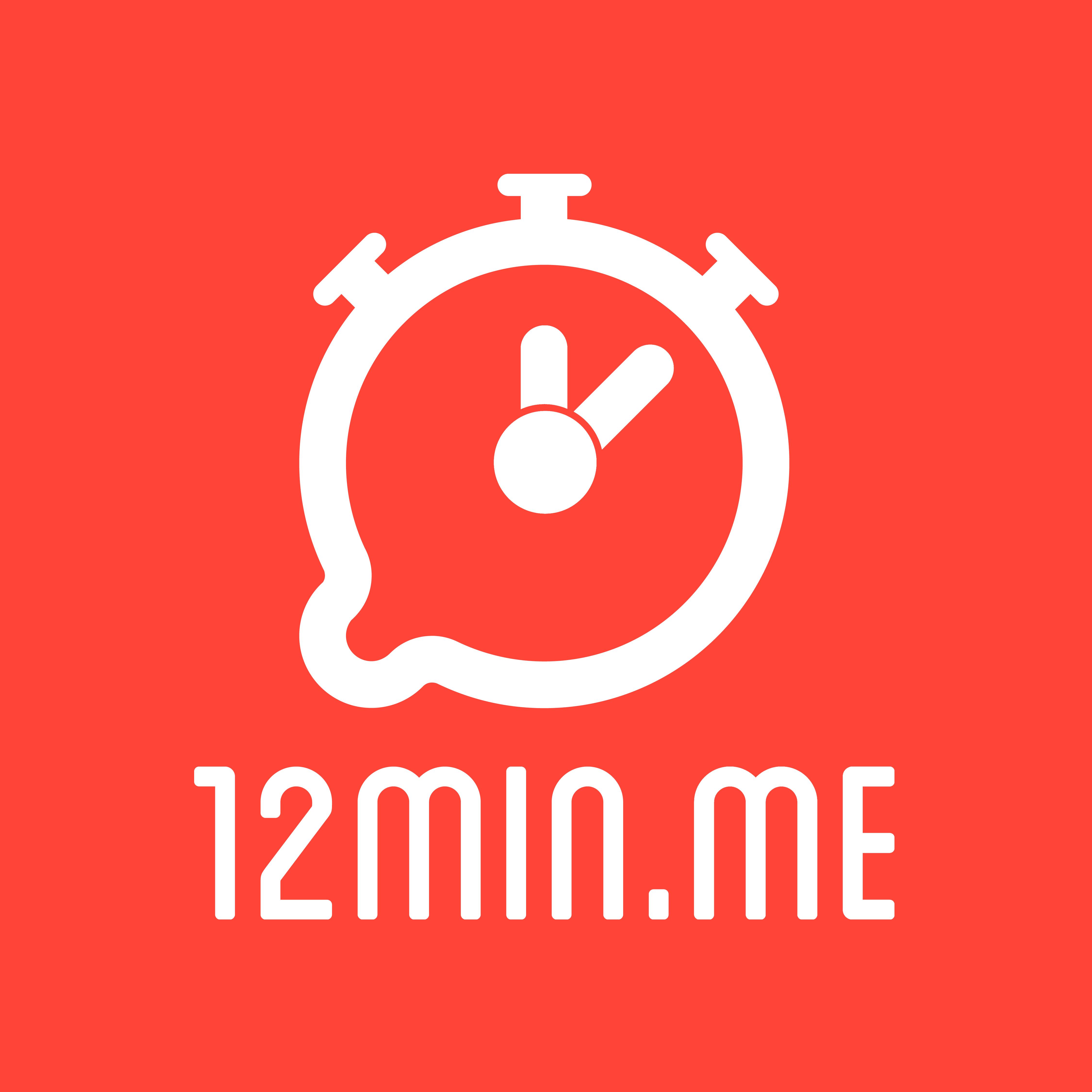 12min.me - Ignite Talks & Networking Vol. #30 / Stuttgart