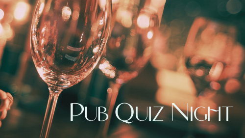 Wine & Trivia Night