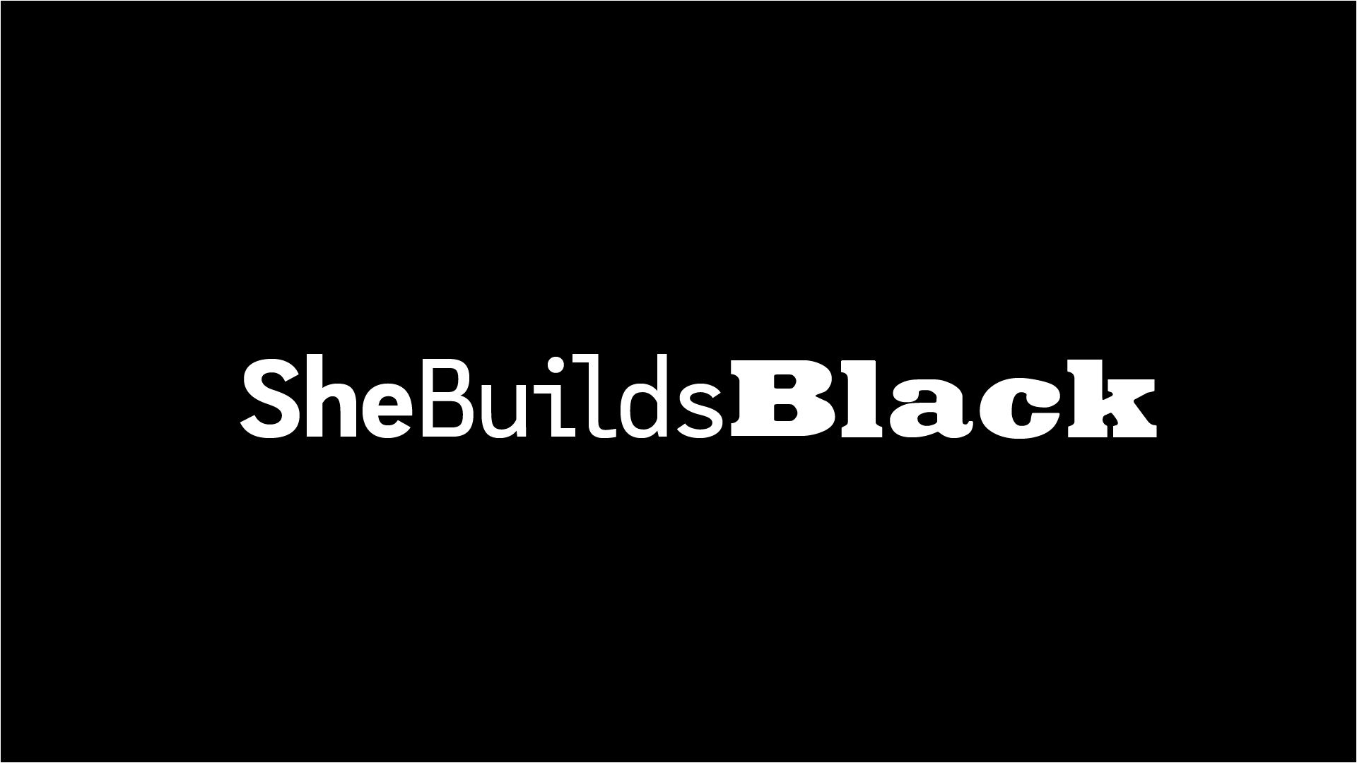 She Builds Black: Women of Color in Tech NYC