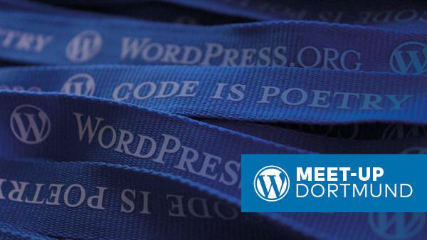 WordPress Meetup Dortmund