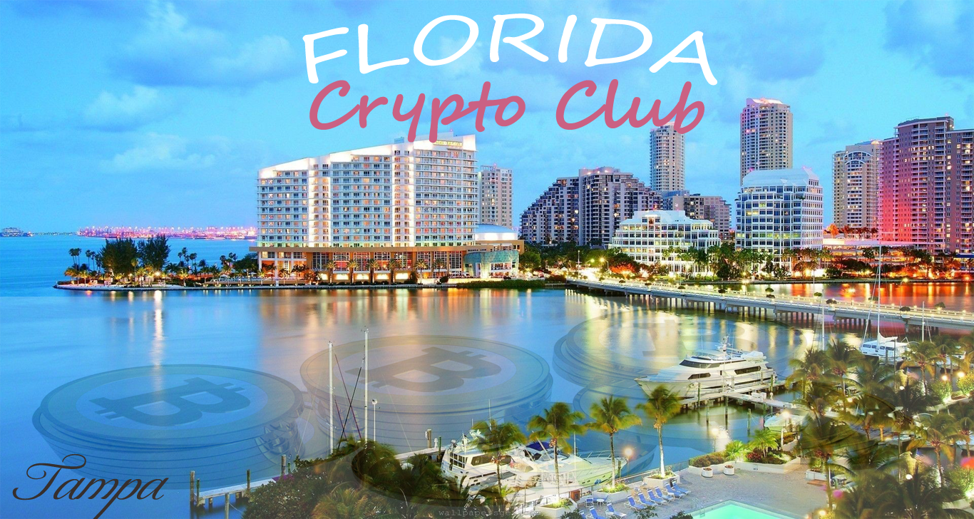 Cryptocurrency Tampa Meetup