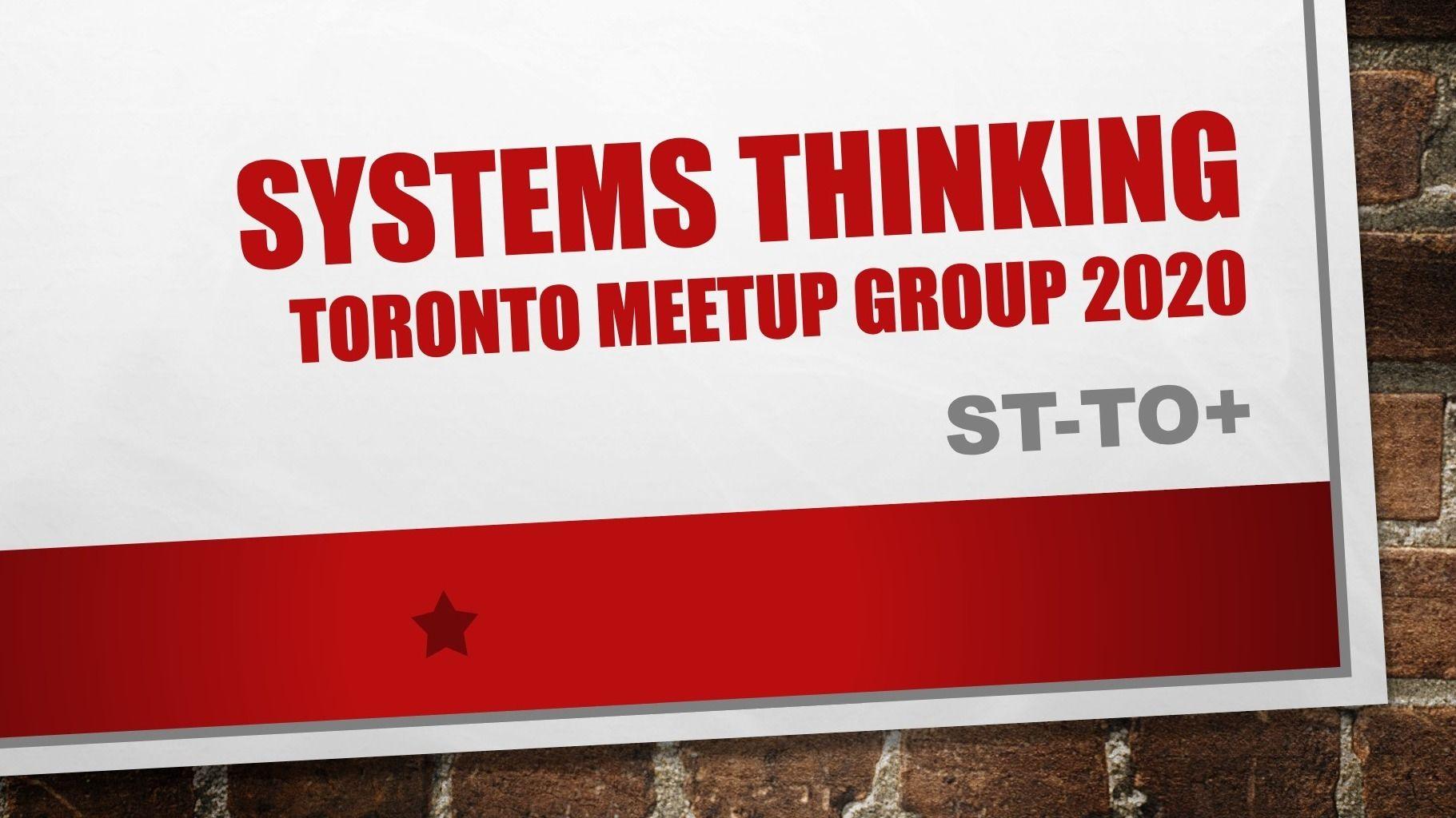 SystemsThinkingTO