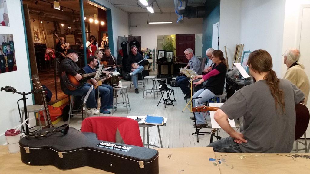 Omaha Area Acoustic Jam