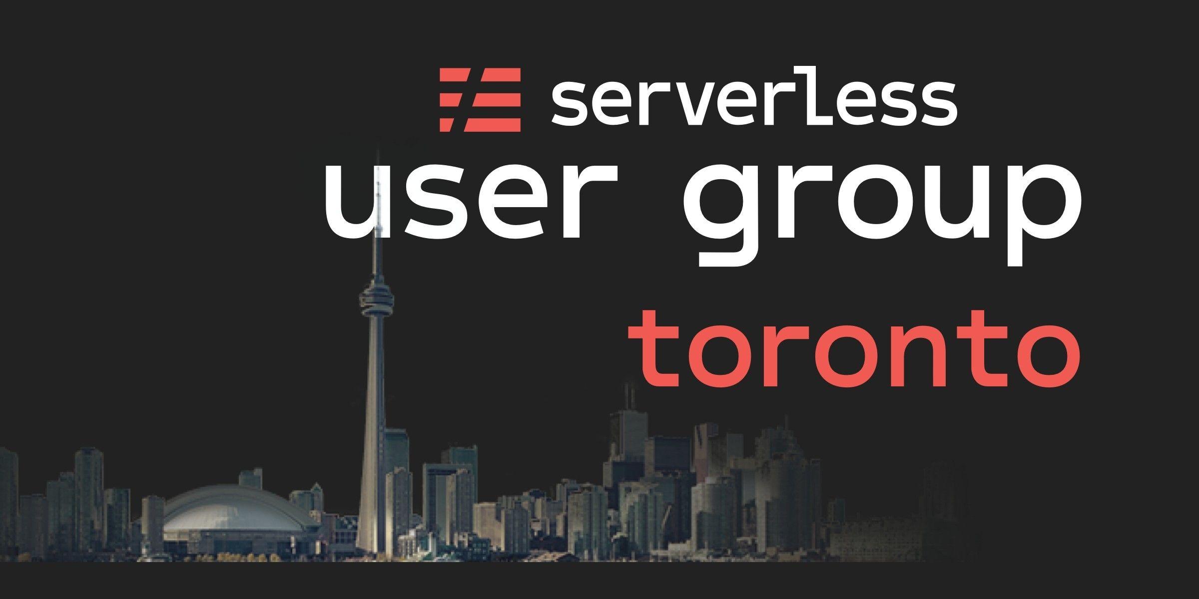 Serverless Toronto
