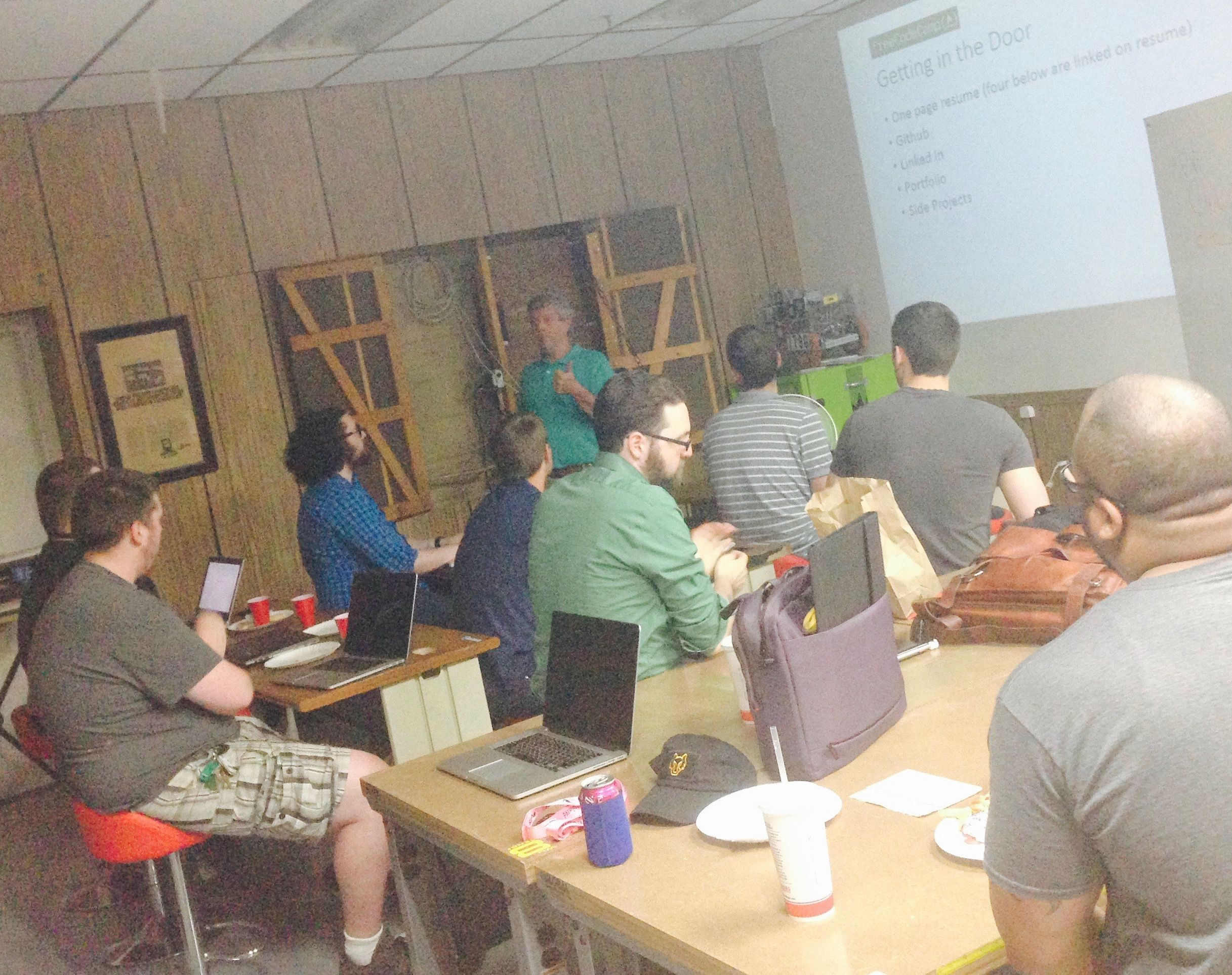 Free Code Camp Indy