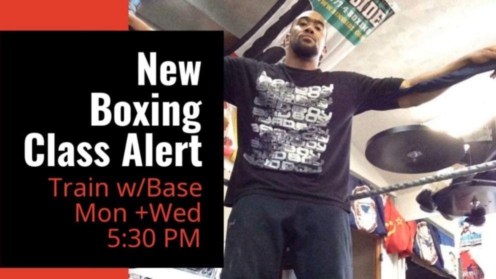 Boxing w/ Base