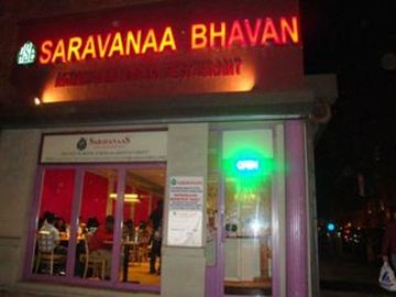 Vegetarian Restaurant That Is Highly Unusual For A New York Indian In It Serves Cuisine Exclusively From South India