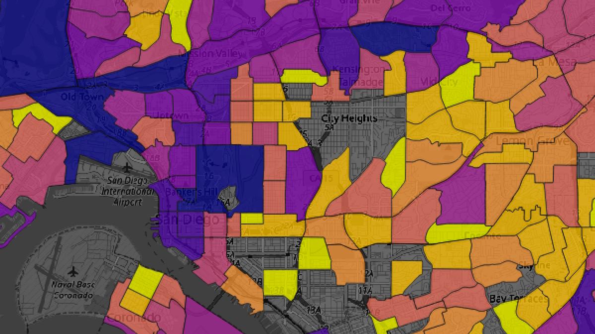 San Diego Regional Data Library