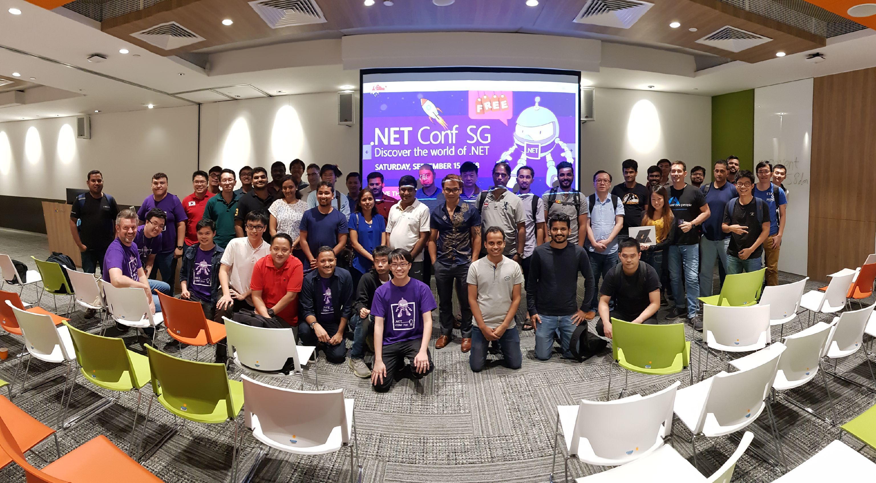 .NET Developers Community Singapore