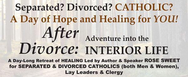 catholic reasons for divorce