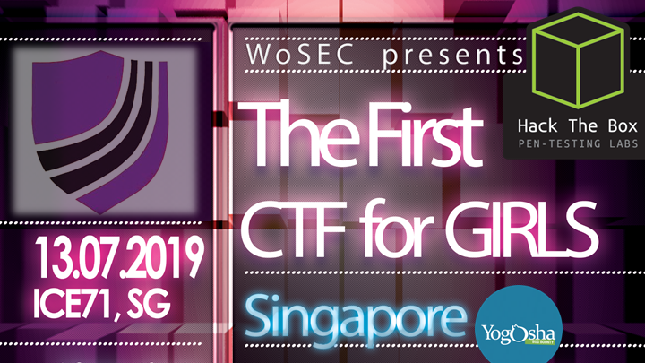 WoSEC Singapore: Women of Security