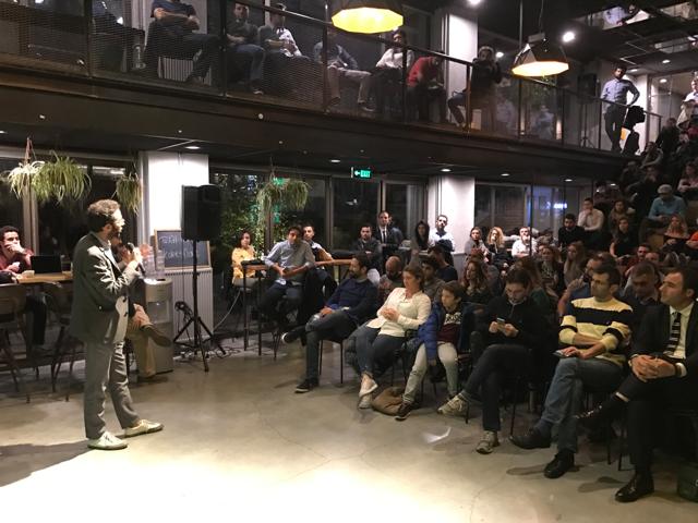 Sofia Startup Founder 101