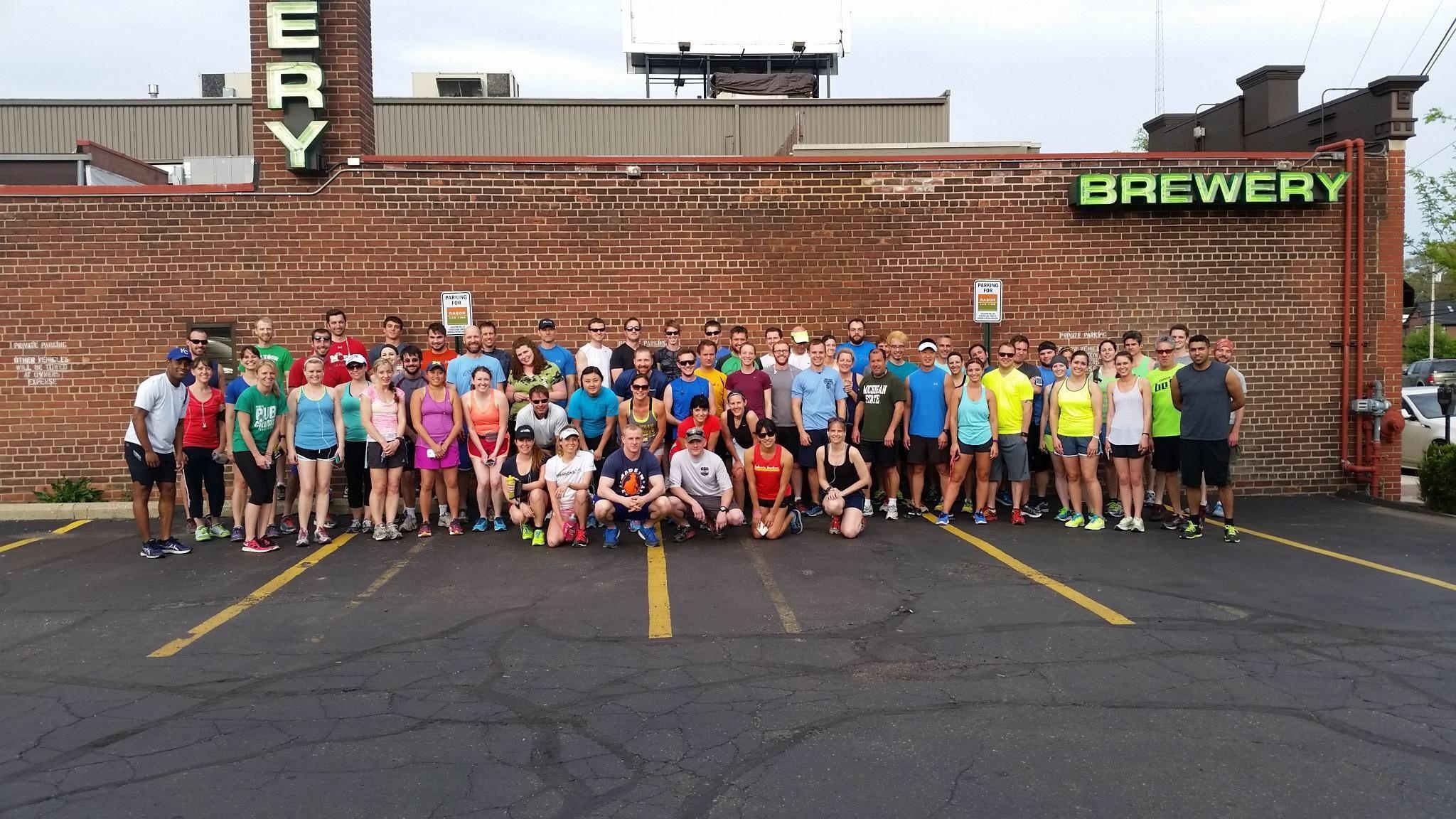 Running for Brews Royal Oak - 5k Beer Running Club