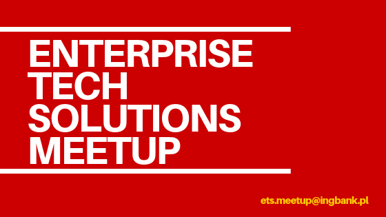 Enterprise Tech Solutions Meetup