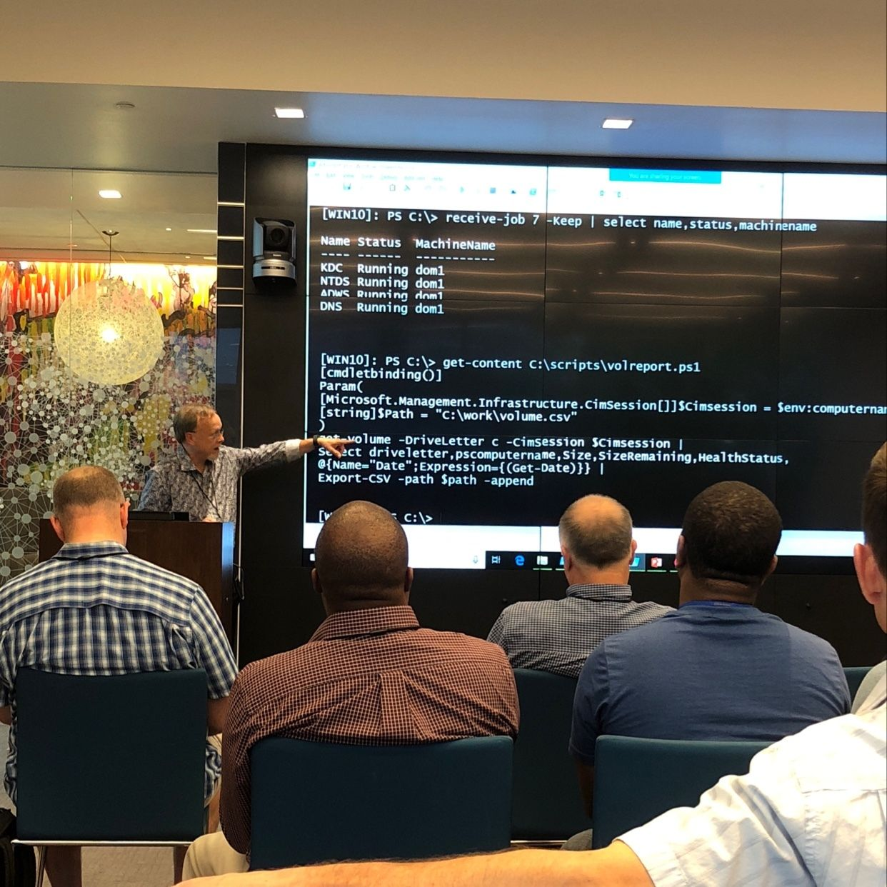 Research Triangle PowerShell Users Group