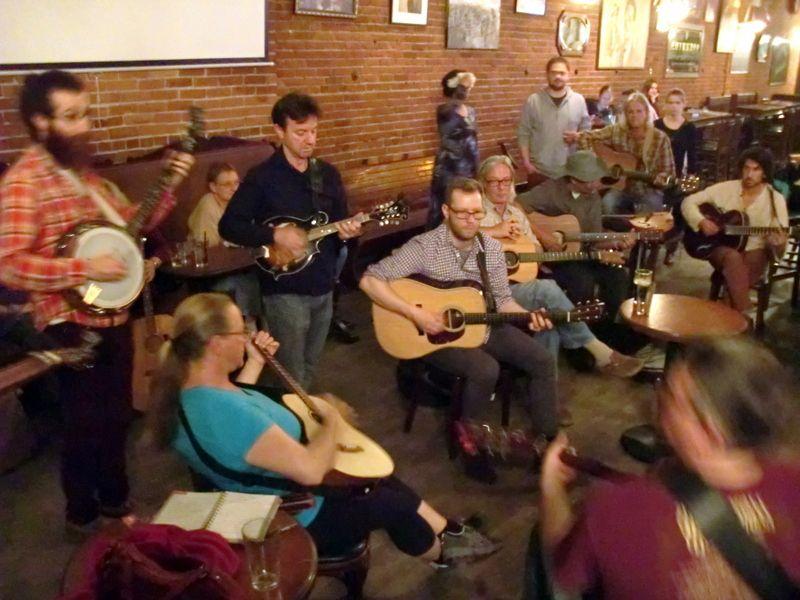Seattle Jams & Open Mics