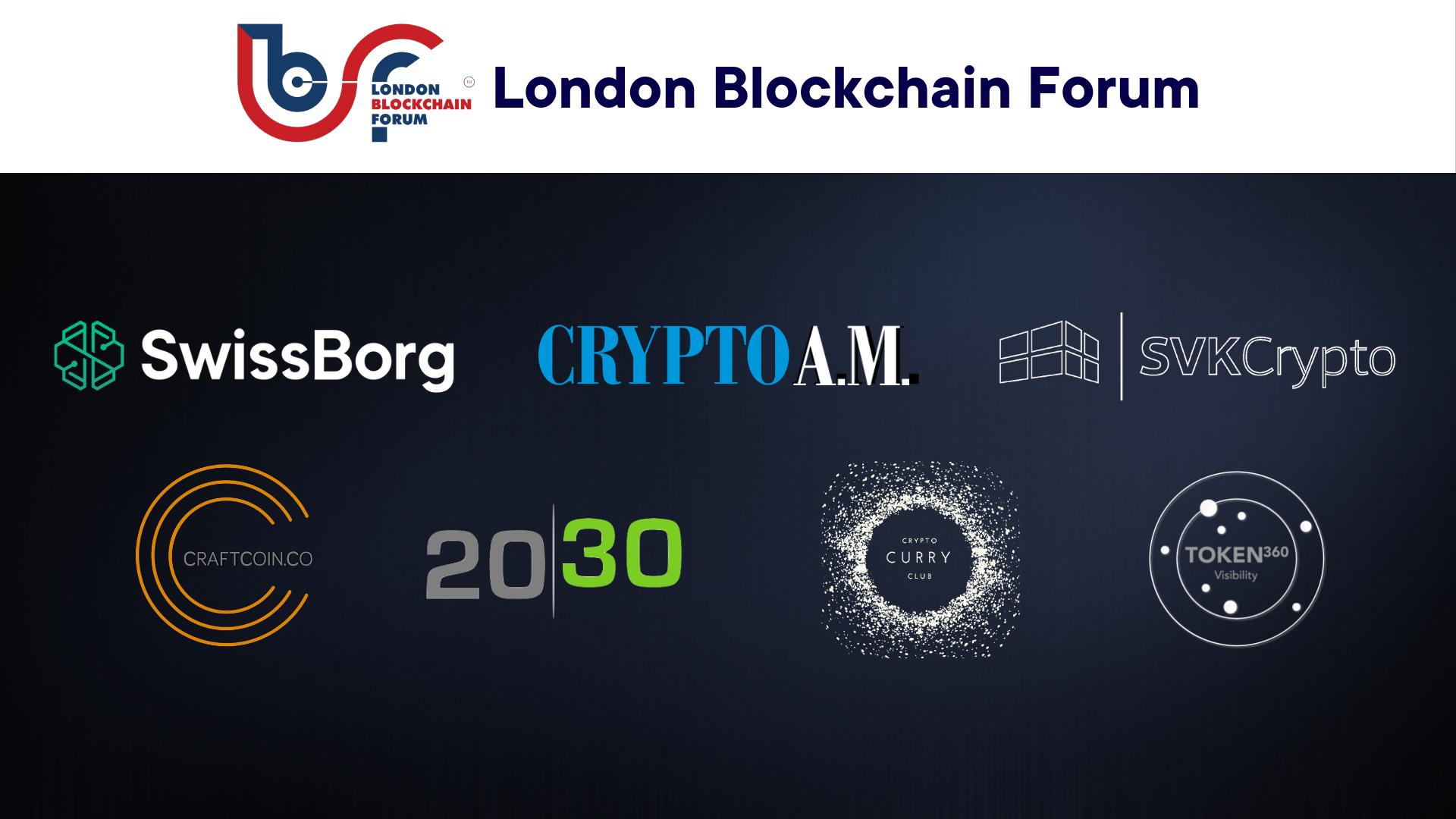 London Blockchain Forum