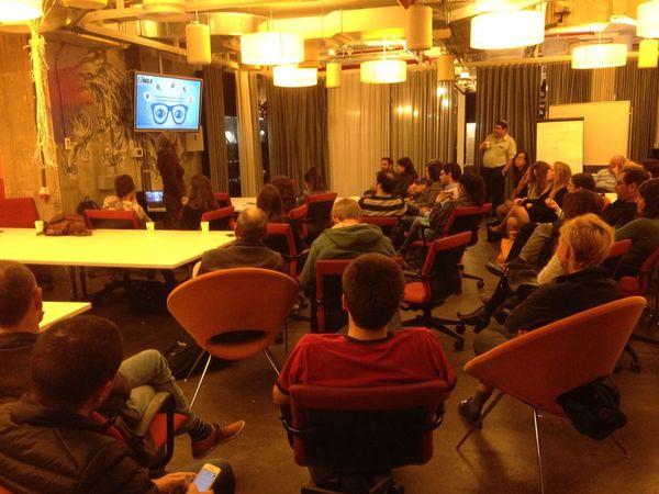 Upcoming Events | יזמות על הבר - Entrepreneurs & Beer (Tel Aviv-Yafo, Israel)