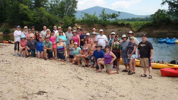Easy Kayaking Weekend N  Conway NH  | Meetup